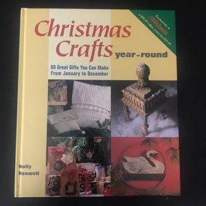 Christmas Crafts and Decorating Book